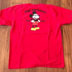 Vans Mickey Mouse T-shirt